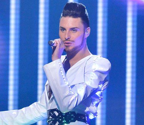 X Factor Rylan Clark