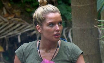 Helen Flanagan predicts I'm A Celebrity exit for Charlie Brooks
