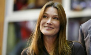 Carla Bruni-Sarkozy: Women don't need to be feminist in my generation