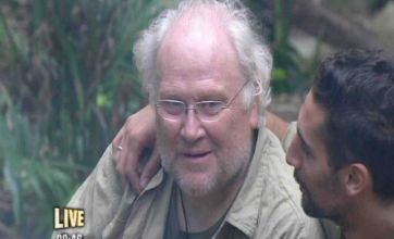Doctor Who star Colin Baker packs his bags and leaves I'm A Celebrity jungle