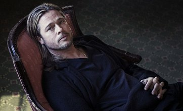 Brad Pitt confesses Thanksgiving completely passed him by in London
