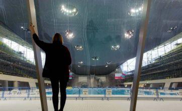 Olympic venues begin transformation into Queen Elizabeth Park