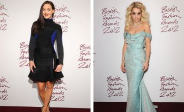 Victoria Pendleton v Rita Ora at British Fashion Awards 2012: Hot or not