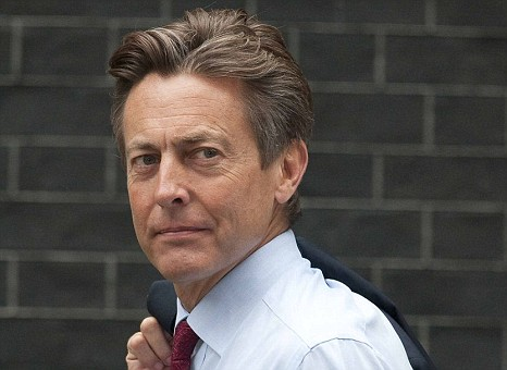 Ben Bradshaw, urine is pouring into his office