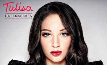Tulisa's album The Female Boss flops after selling just 7,000 copies
