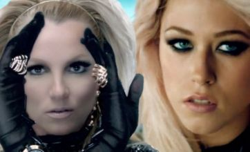 Britney Spears and will.i.am v Amelia Lily: Music Video Fight Club