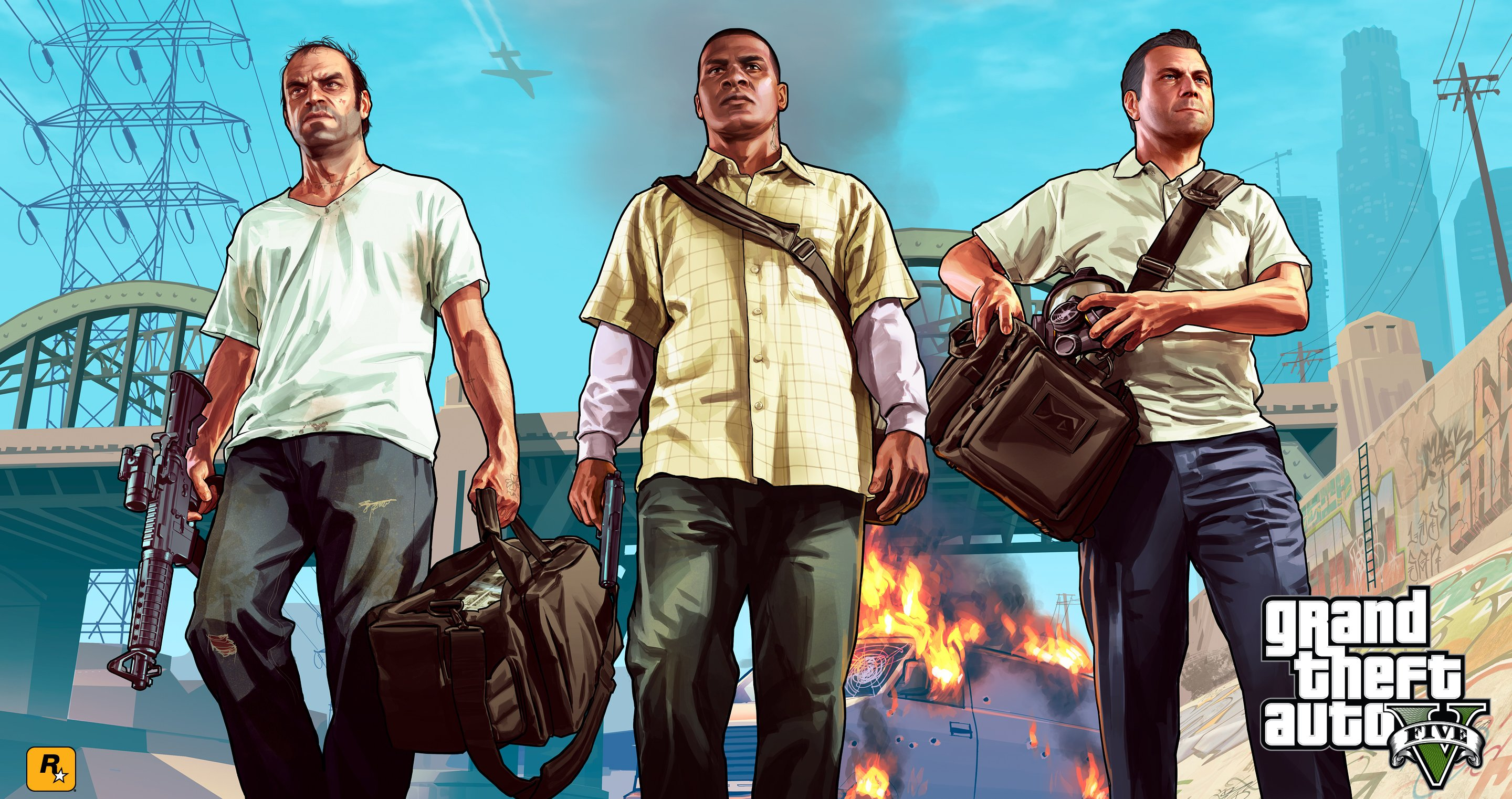 Grand Theft Auto V release date is September 17