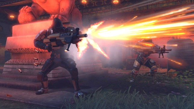 XCOM: Enemy Unknown – all action strategy