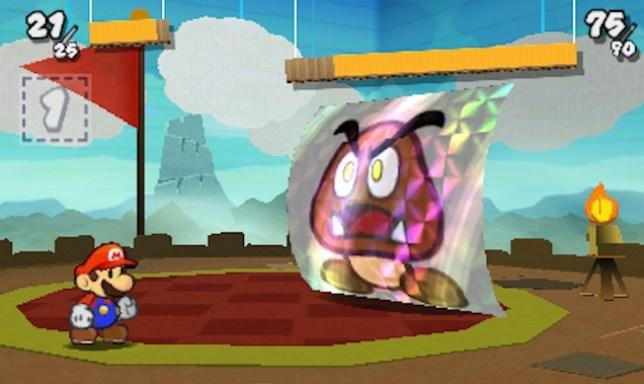 Paper Mario: Sticker Star (3DS) – coming unstuck