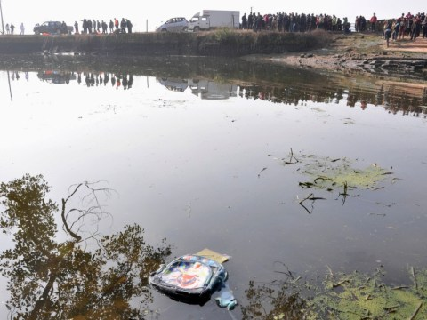 Chinese minivan crash kills eleven children
