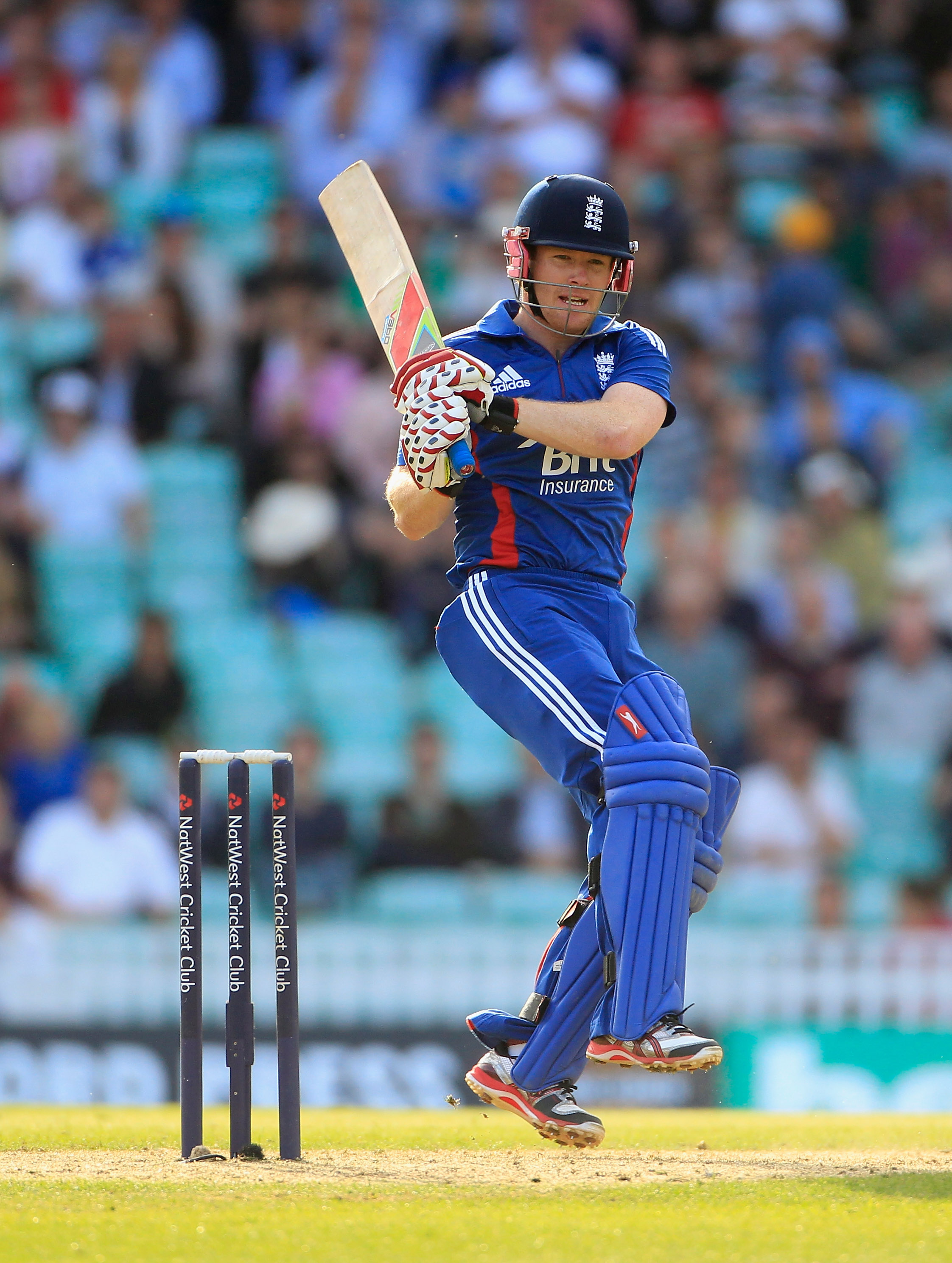 Eoin Morgan hopeful of using Twenty20 games to reclaim Test place