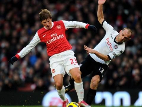 Reading boss Brian McDermott plays down January move for Arsenal's Andrey Arshavin