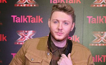 James Arthur denies being dropped by his record label