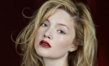 Great Expectations star Holliday Grainger: I'm happy getting naked