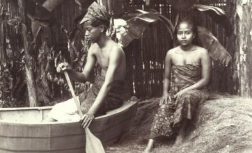 Rare albums from south-east Asia and Africa in 1860s to be auctioned