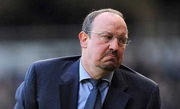 Rafael Benitez refuses to quit despite disastrous start as Chelsea boss