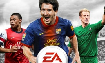 FIFA 13 Wii U review – relegation battle