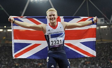 Jonnie Peacock setting sights high to build on 2012 Paralympic success