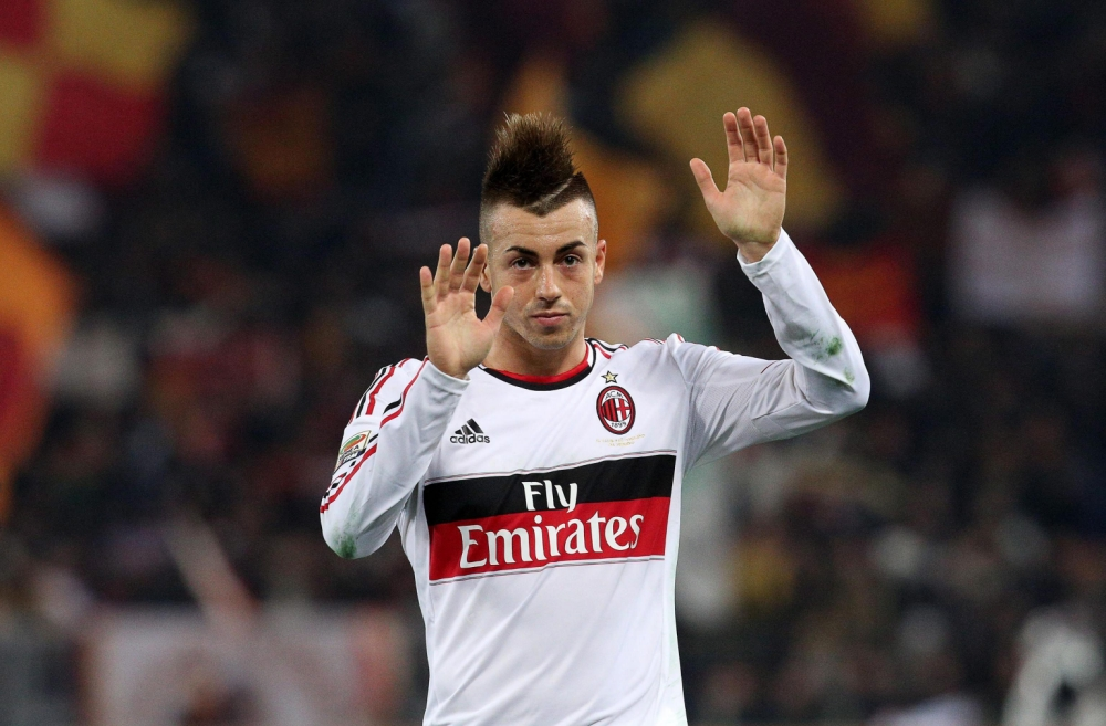Stephan El Shaarawy treated to Christmas holiday by AC Milan captain Massimo Ambrosini