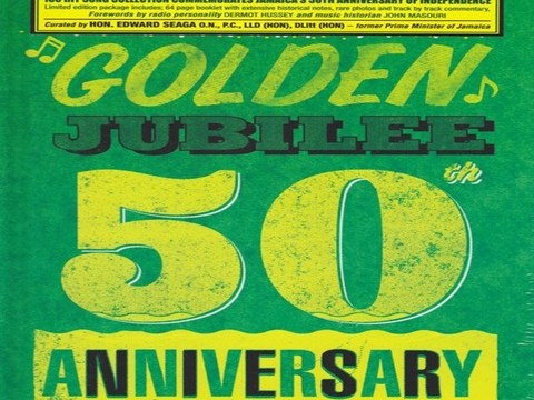 Reggae Golden Jubilee is an exuberant celebration of Jamaican independence
