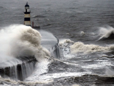 Gallery: Heavy rain and flooding across the UK December 20th 2012