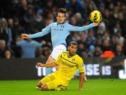 Manchester City v Reading – 22 December 2012
