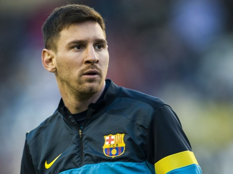 Lionel Messi 'turns down world record £205million move to Anzhi'