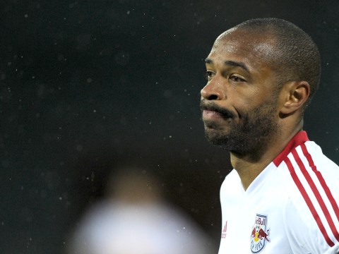 New York Red Bulls confirm Arsenal silence over Thierry Henry switch
