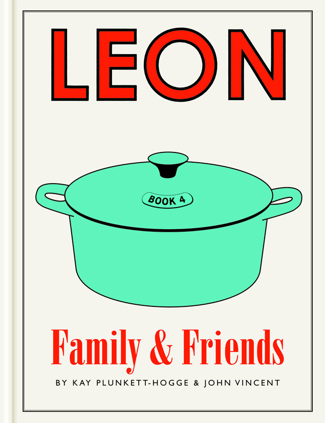 Leon Family and Friends cover