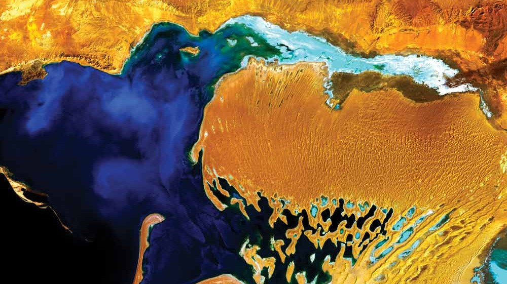"""Pictures: Stunning """"Earth As Art"""" Photos from NASA Now A Free eBook"""