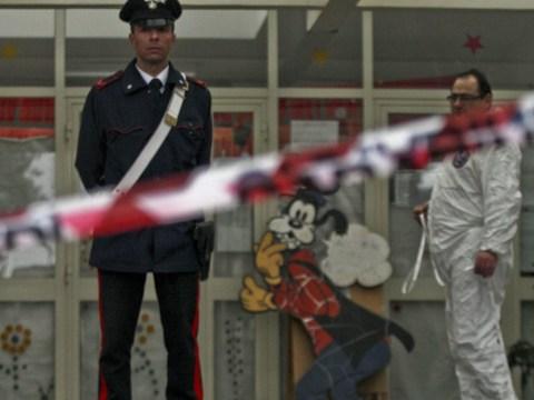 Mafia shoot rival hitman at children's carol service