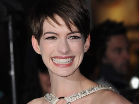 Anne Hathaway praises Les Miserables as her 'dream' job