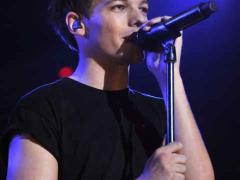 One Direction's Louis Tomlinson takes another pop at The Wanted as the boyband war rumbles on