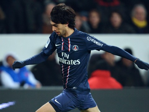Javier Pastore set for PSG exit after smashing car into gates at the training ground