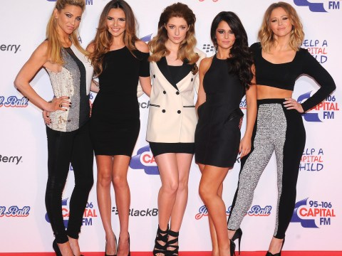 Girls Aloud ditch alcohol from tour rider in favour of fresh fruit juices, massages and pamper areas