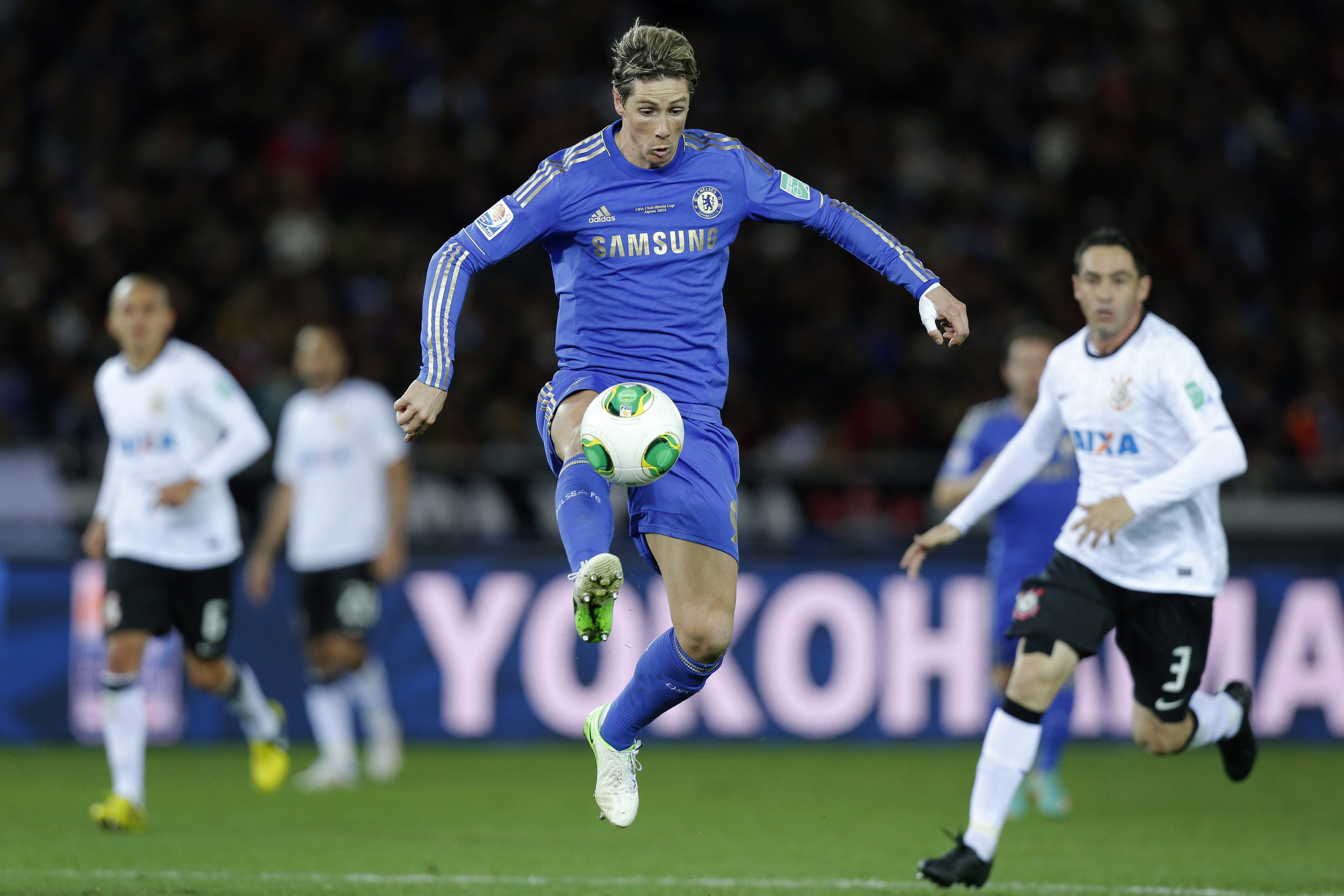 Corinthians v Chelsea – FIFA Club World Cup Final 2012