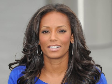 Mel B hints at joining the Mile High Club in 'naughty' plane snap