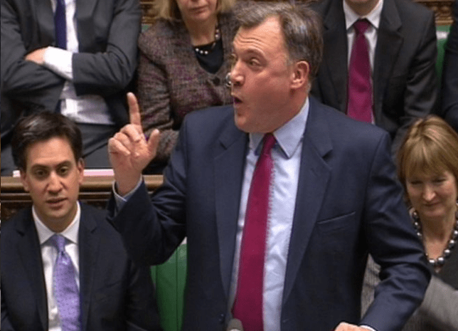 Ed Balls has promised jobs for all long-term unemployed (Picture: PA)