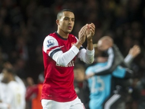 Manchester United 'in pole position' to sign Arsenal contract-rebel Theo Walcott'