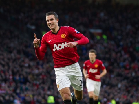 Chris Smalling amazed at Robin van Persie's start to life at Manchester United