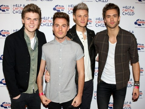 Lawson are hot on the heels of One Direction as they cause hysteria in New York