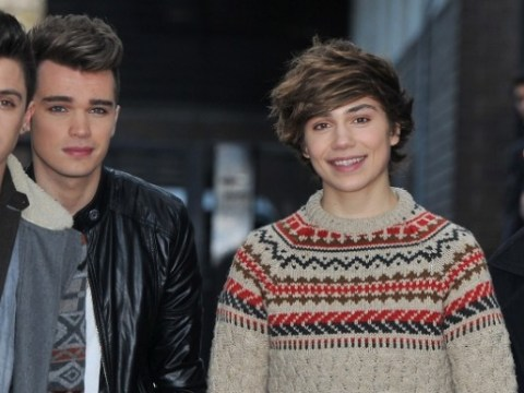 Union J sign 'amazing' record deal with Sony