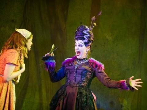 Cinderella at the Lyric Hammersmith has energy and flair
