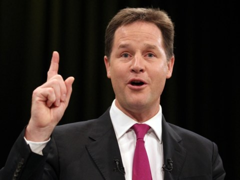 Nick Clegg clashes with David Cameron in calling for reform of drug laws