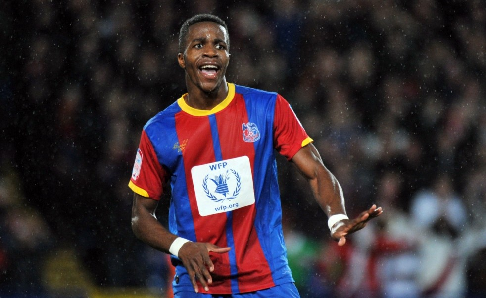 Wilfried Zaha has caught the attentions of several top-flight sides (Picture: Reuters/Action Images)
