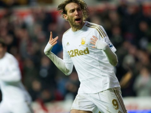 Liverpool weigh up move for Swansea striker Michu