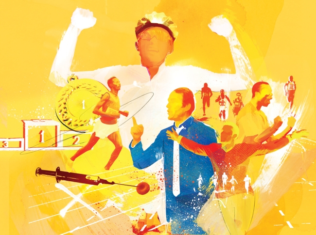2012 was the year in which a handful of books changed the way we looked at the sports we love