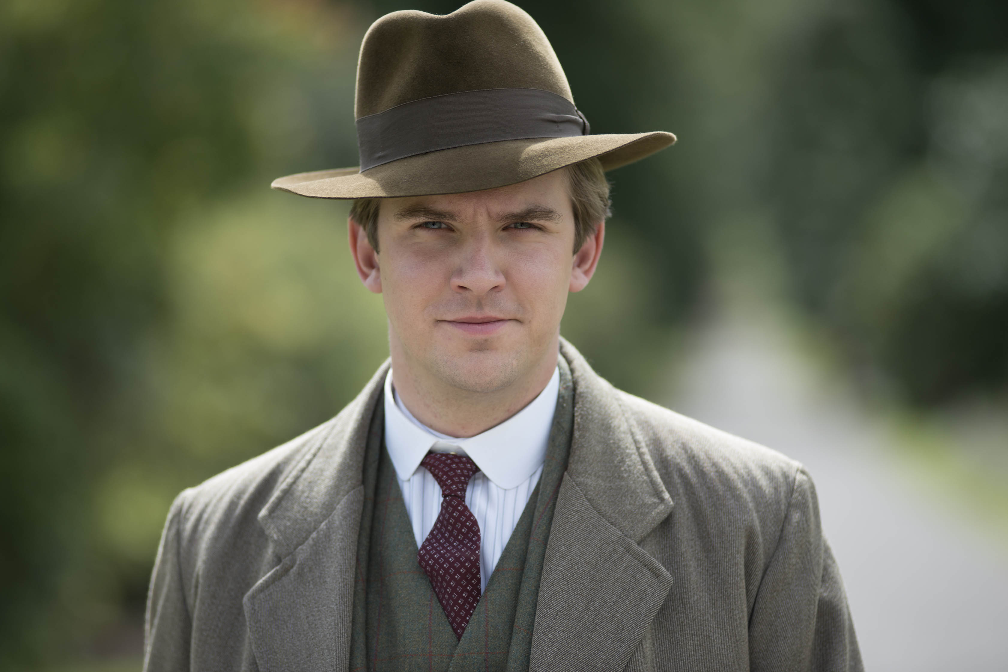 Dan Stevens: I'll still watch Downton Abbey