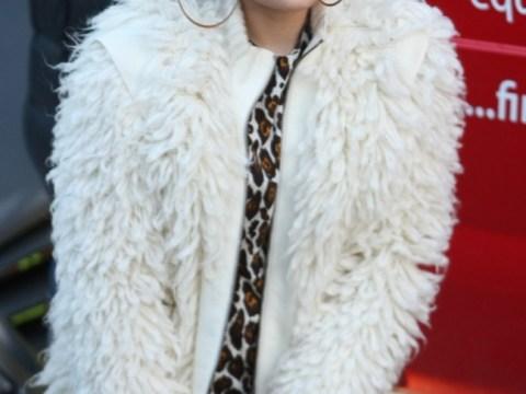 Jessie J reprises wild sense of style in leopard print ensemble