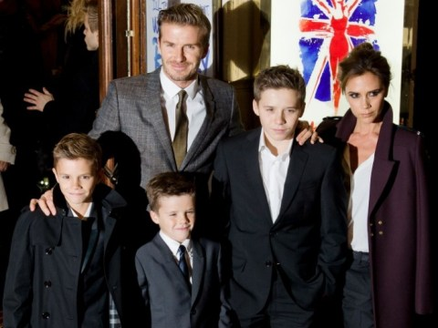David and Victoria move the Beckham clan 'into Kensington pad ready for start of new school term'